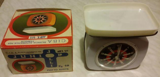 Bilancia Vintage Ciba Jolly Mod.Junior con scatola nuova