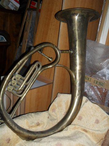 Vecchio trombone o tuba