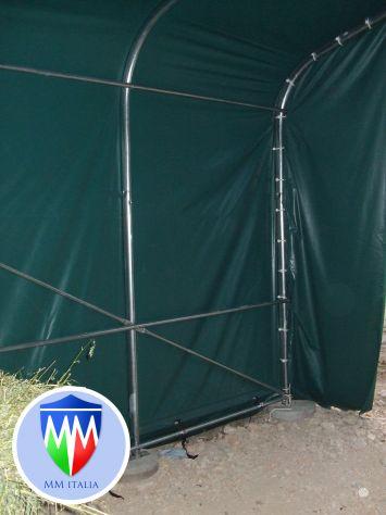 Tendoni Ignifughi 6 x 12 x 3,70 mt. uso magazzino,deposito rimessaggio - Foto 2