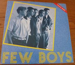 """Few Boys - Secret Times 12"""""""