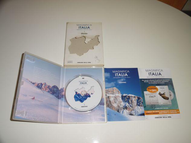 """UN DVD IN OTTIME CONDIZIONI,ORIGINALE,COMPLETO,RARISSIMO:""""MAGNIFICA IT … - Foto 3"""