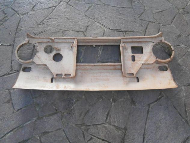 """Calandra anteriore Fiat 124 berlina prima serie """"NUOVA"""" Front pan … - Foto 5"""