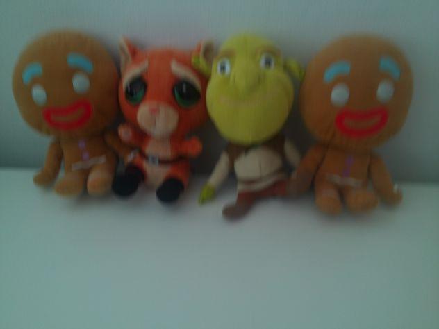 Peluche personaggi Disney e Trudi - Foto 3