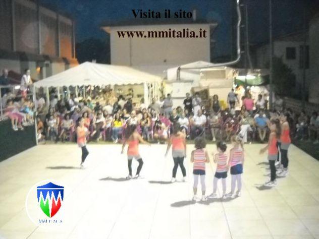 Tendoni per Eventi e Feste, in Pvc Ignifugo  5 x 10  MM italia - Foto 4