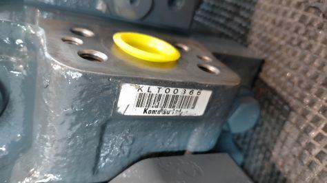 Pompa Komatsu PC80 MR - Foto 5