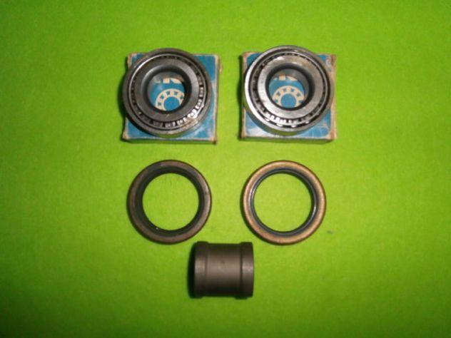 Cuscinetti posteriori fiat 500 126  SKF 639174 - Foto 2