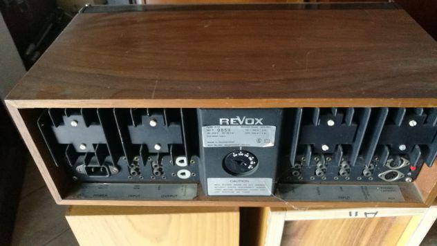 Amplificatore stereo revox a50 - Foto 2