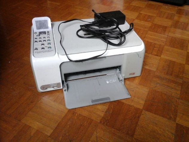 Stampante multifunzione HP Photosmart C4180 per pezzi ricambio