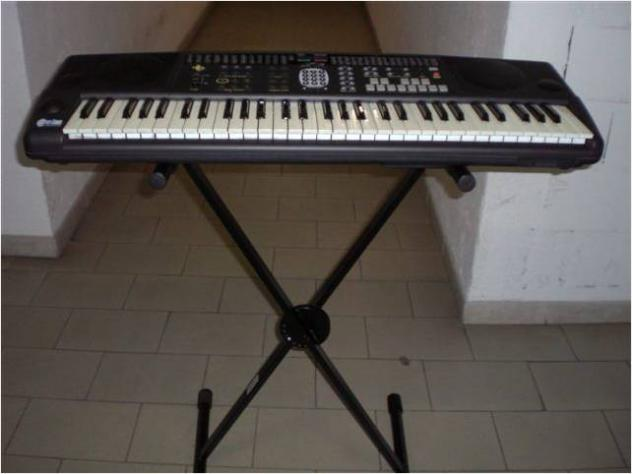 PIANOLA PROFESSIONALE GENERAL MUSIC CD 3 PLUS 2V