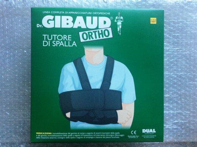 Tutore di spalla Dr. GIBAU ORTHO completo