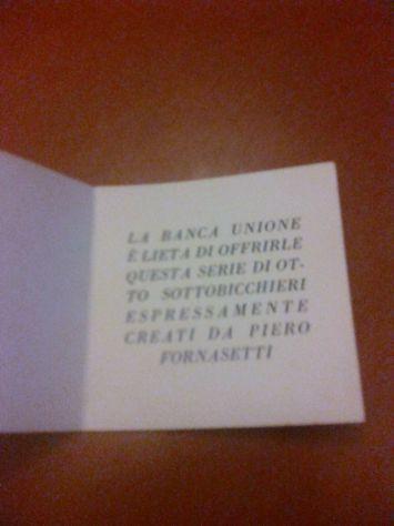 sottobicchieri fornasetti - Foto 6