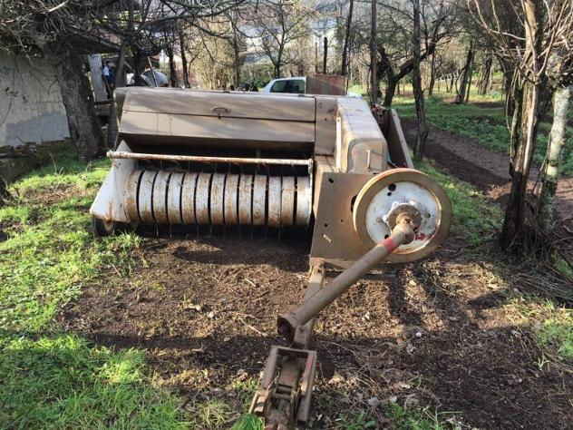 Macchine agricole ABG Imballatrice SGORBATI