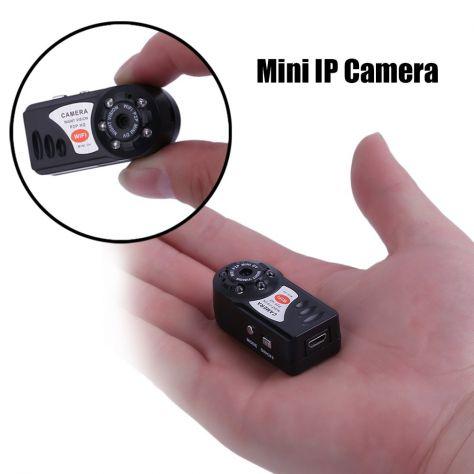 Mini telecamera wifi da sorveglianza mini camera wireless - Foto 2