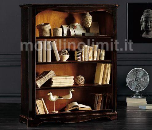 Libreria 4 ripiani (grezza) - Nuovo