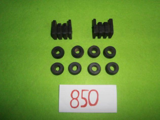 Boccole e tasselli barra stabilizzatrice Fiat 850 sport spider special NUOVI