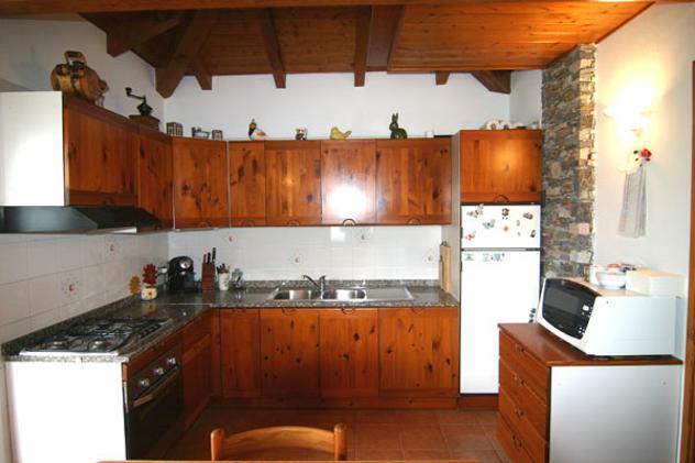 villa bifamiliare Sovazza di Armeno mq 140 Euro 290.000 - Foto 4