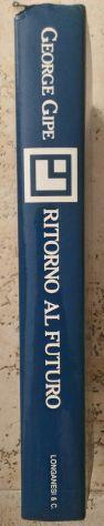 Romanzo Ritorno al Futuro 1985 Longanesi prima ediz. - Foto 3