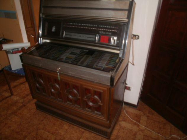 Jukebox ami mod rowe 1972 x matra bagheera