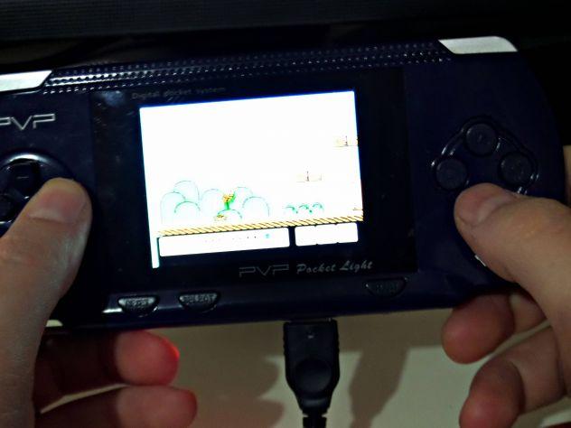 Console portatile 30 giochi retrò (super mario, ecc..) PVP Pocket 9 - Foto 2