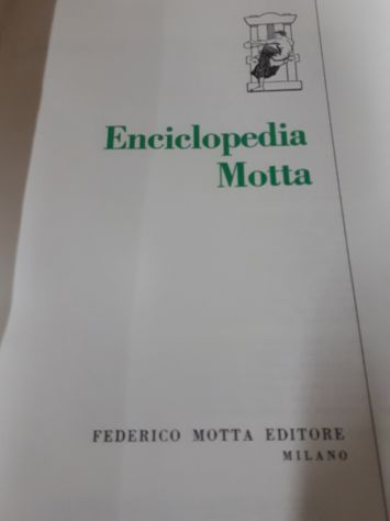 12 VOLUMI ENCICLOPEDIA MOTTA - Foto 2
