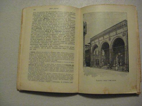 GRAZIOSA PICCOLA GUIDA ARTISTICA DI FIRENZE DEL 1933 - Foto 3