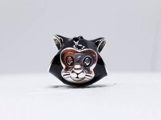gatto pandora charm