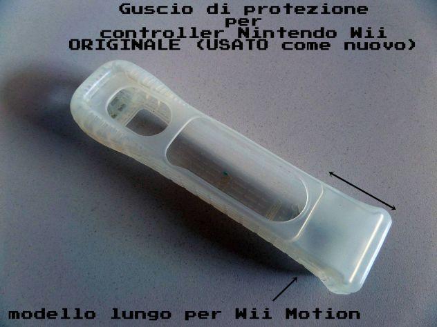 Guscio per controller Nintendo Wii (lungo) per wii motion (ORIGINALE)