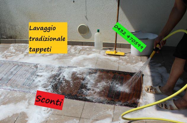 Pulizia tappeti Trieste, lavaggio e restauro tappeti persiani Trieste - Foto 8
