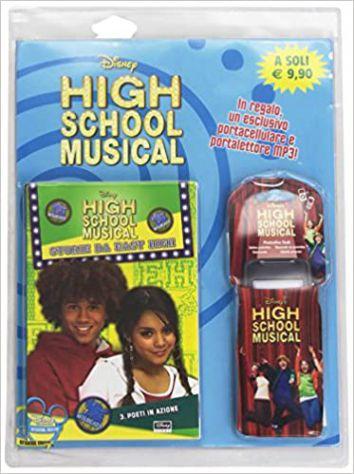 High School Musical. Poeti in azione. Ediz.illustrata. Con gadget 2007 nuovo