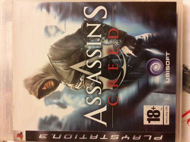 Gioco Originale Assassin Creed per Play Station 3 PS3