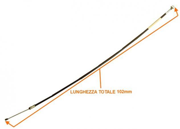 0184063 CAVO FILO FRENO A MANO LIGIER X-TOO MAX OPTIMAX R RS