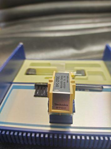 Testina Technics per piatti dischi vinile