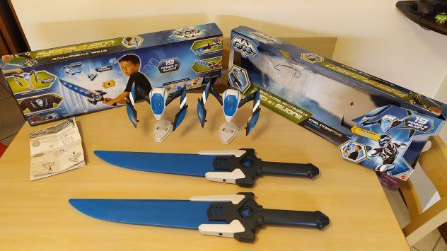 Max Steel Spada interattiva Mattel