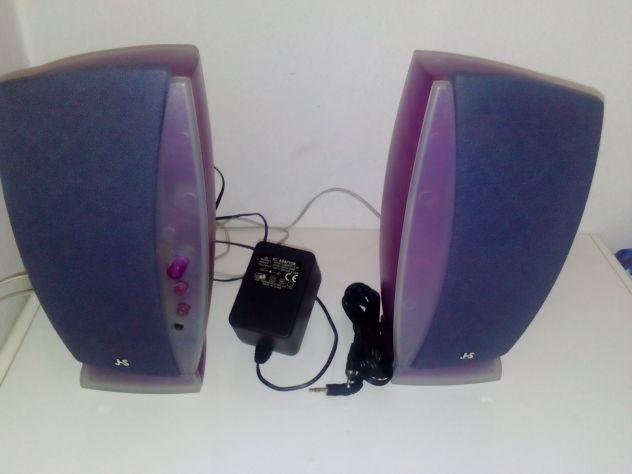 Altoparlanti stereo JS