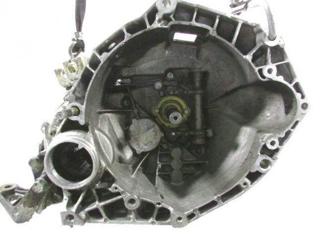 71718425 CAMBIO MECCANICO FIAT FIORINO 1.7 46KW  D 5M (2000) RICAMBIO USATO