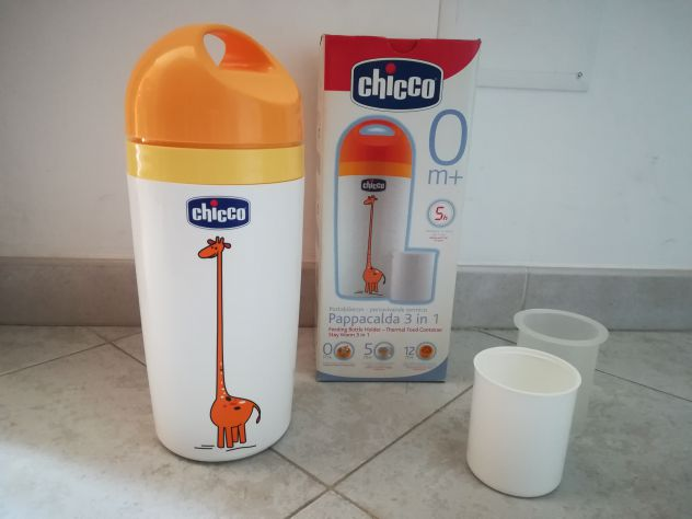 Chicco Pappacalda