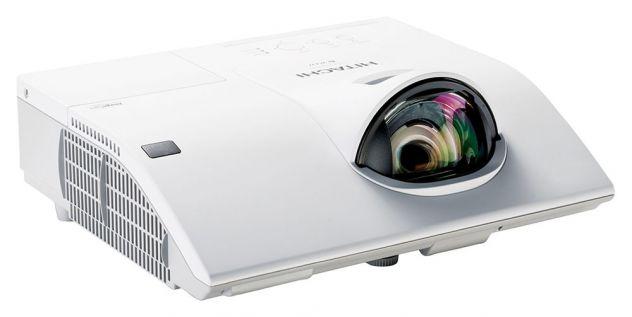 Videoproiettore Hitachi ottica corta hdmi proiettore aula scuola ufficio