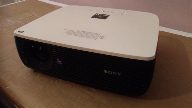 Videoproiettore Sony vga proiettore