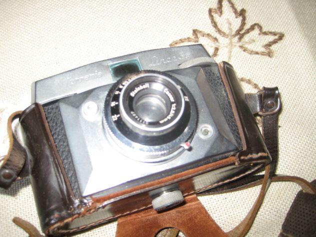 macchina fotografica Ferrania Lince 3S primi '60 - Foto 8