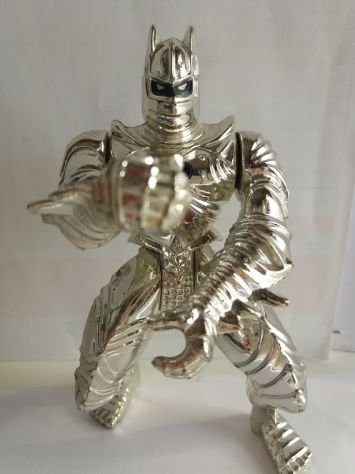 BATMAN VINTAGE - SILVER Action Figure