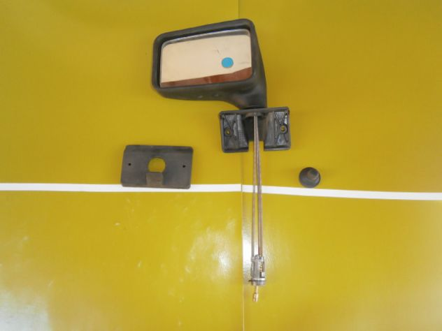 Specchietto retrovisore esterno Autobianchi A112 NUOVO lato guida