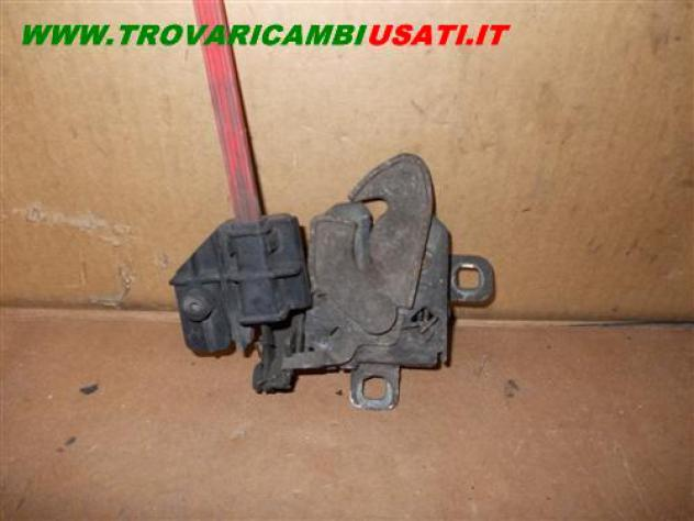 SERRATURA COFANO ANT.  FIAT STILO (192-2C/2V)