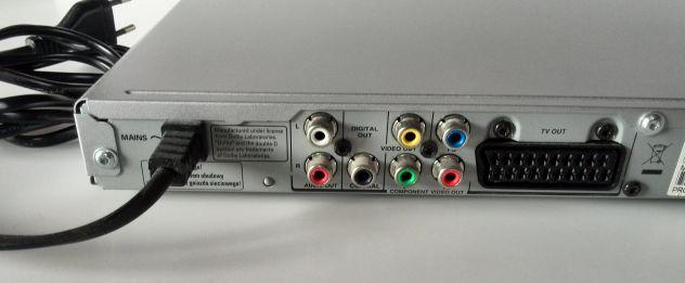 LETTORE DVD/DiVX/Mp3  Magnavox MDV436 - Foto 3