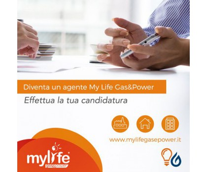 MY LIFE GAS&POWER S.R.L - Foto 922517851 -