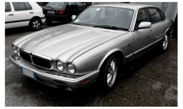 JAGUAR XJ8 4.0 EXECUTIVE ISCRITTA ASI - Foto 4