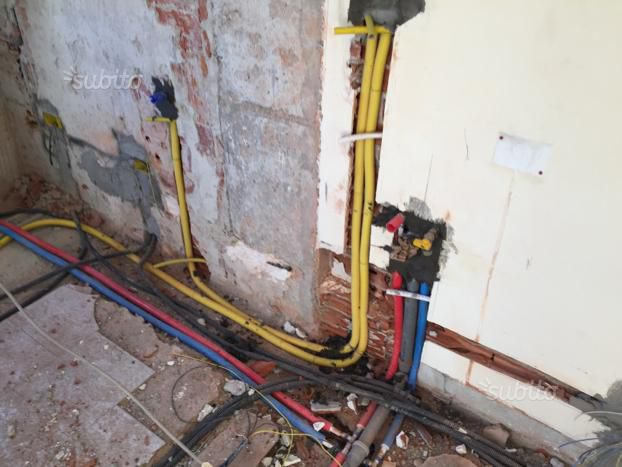 Muratore idraulico elettricista - Foto 5