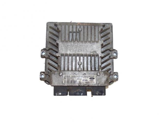5WS40432AT CENTRALINA MOTORE ECU SID 804 SIEMENS FORD FUSION (SERIE 2001) 1 …
