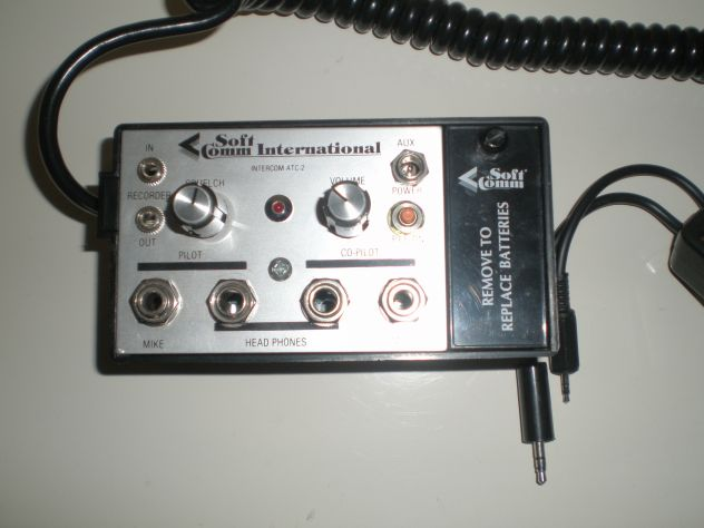 Interfono -Strobo Nav - strumenti