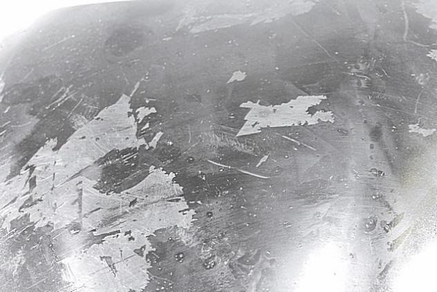 TABELLA NUMERO ANTERIORE KAWASAKI KX 250 F 2004 - 2005 580290003266 FRONT P … - Foto 2