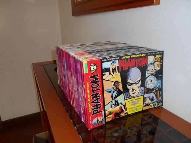Fumetti di Phantom-L'Uomo Mascherato
